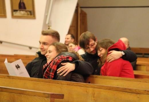 Pokaz randek kościelnych