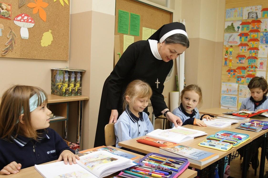 2536e1d24bb3d Nauczanie religii w szkole